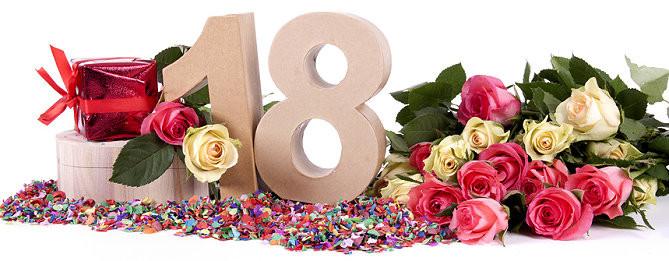 18 Geburtstag Geschenkideen  Geschenke zum 18 Geburtstag Sinnvolle Geschenkideen
