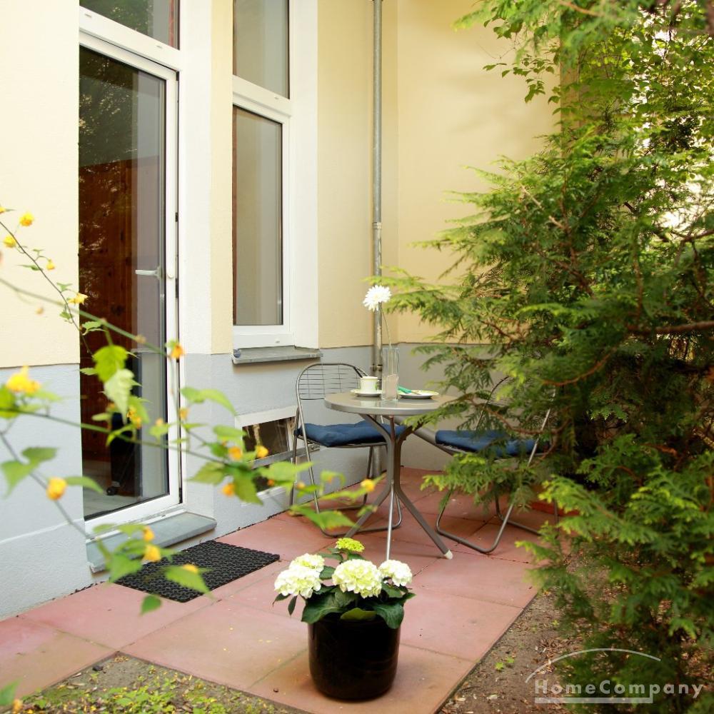 2 Zimmer Wohnung Berlin  Hübsche und möblierte 2 Zimmer Wohnung in Moabit Berlin