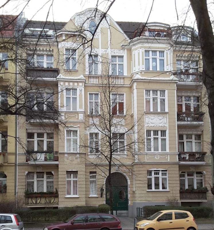 2 Zimmer Wohnung Berlin  Charmante 2 Zimmer Wohnung in Berlin Friedenau