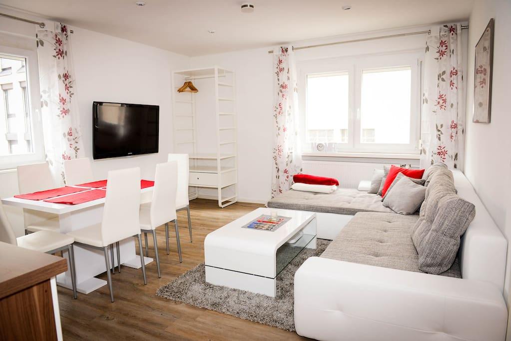 2 Zimmer Wohnung Nürnberg  Sehr zentrale und ruhige 2 Zimmer Wohnung Nürnberg