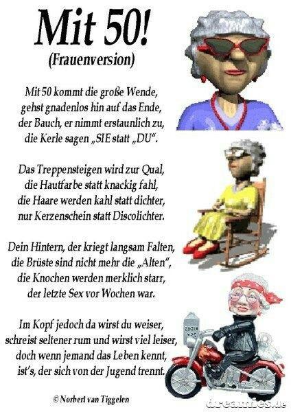 50. Geburtstag Zitate  Die besten 25 Gedichte zum 50 geburtstag Ideen auf Pinterest