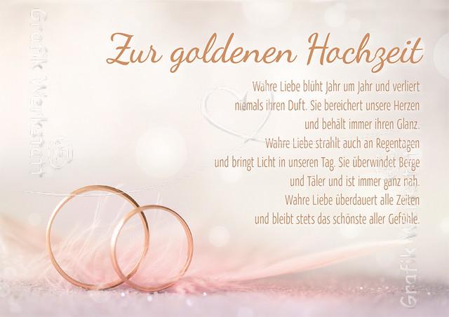 50 Jahre Miteinander Zur Goldenen Hochzeit  karte 50 hochzeitstag Google Suche