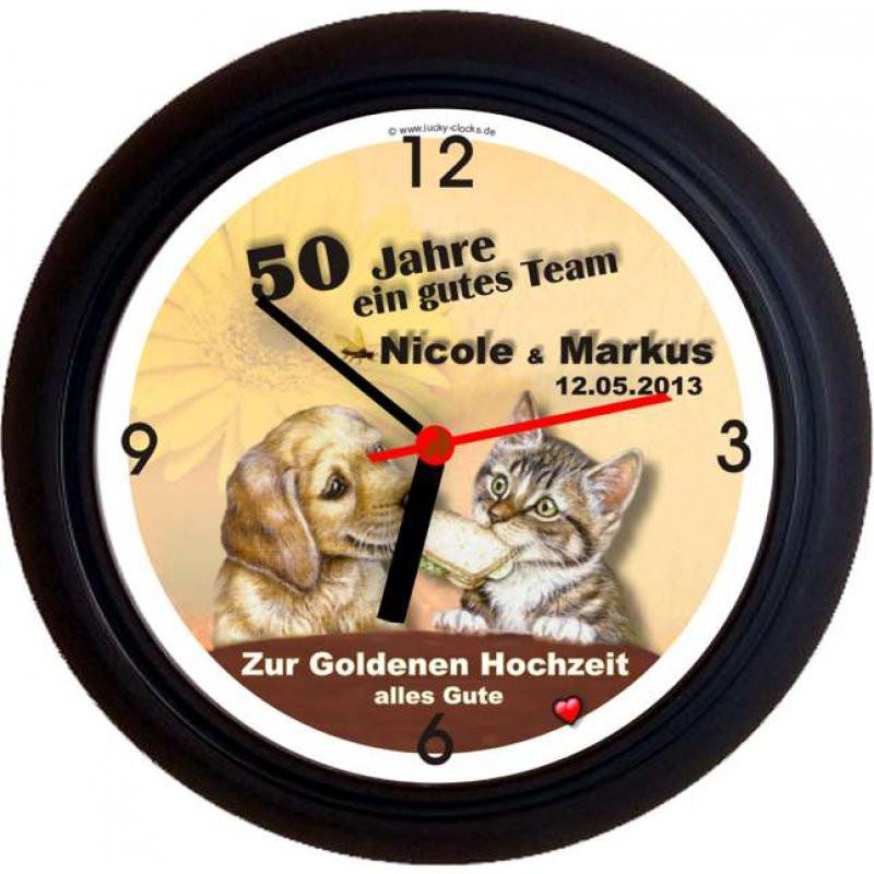 50 Jahre Miteinander Zur Goldenen Hochzeit  50 Jahre ein gutes Team Zur Goldenen Hochzeit 15 99