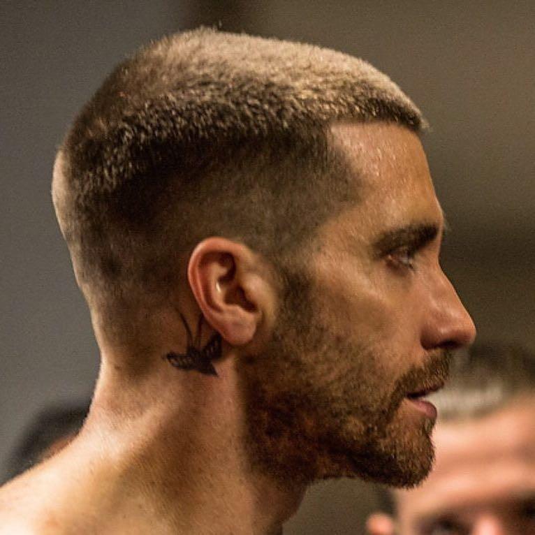 5Mm Haarschnitt  Männer und Haarprobleme