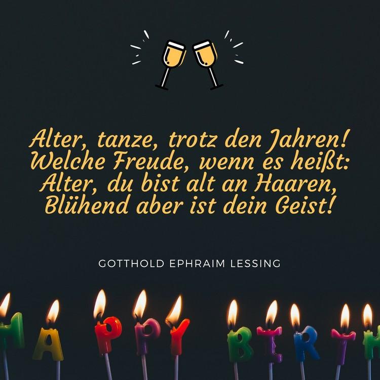80. Geburtstag Zitate  32 Zitate zum Geburtstag Aphorismen und Weisheiten zum
