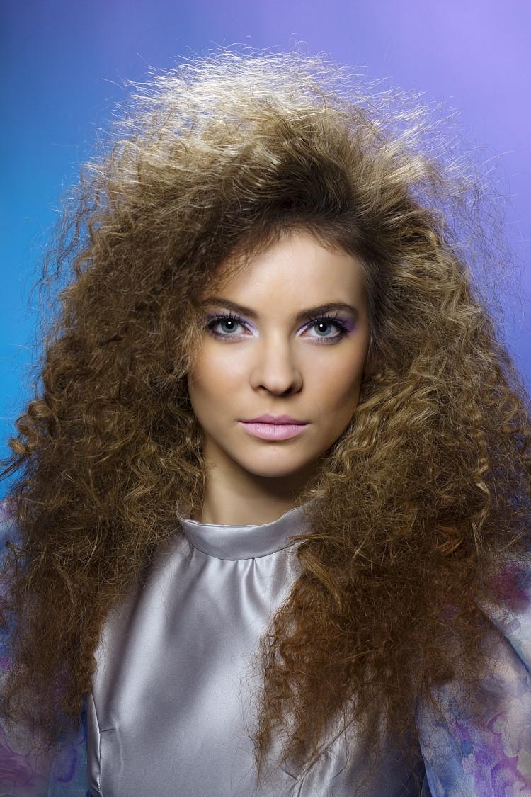 80Er Jahre Frisuren  80er Frisuren selber machen 55 coole Ideen für den Party
