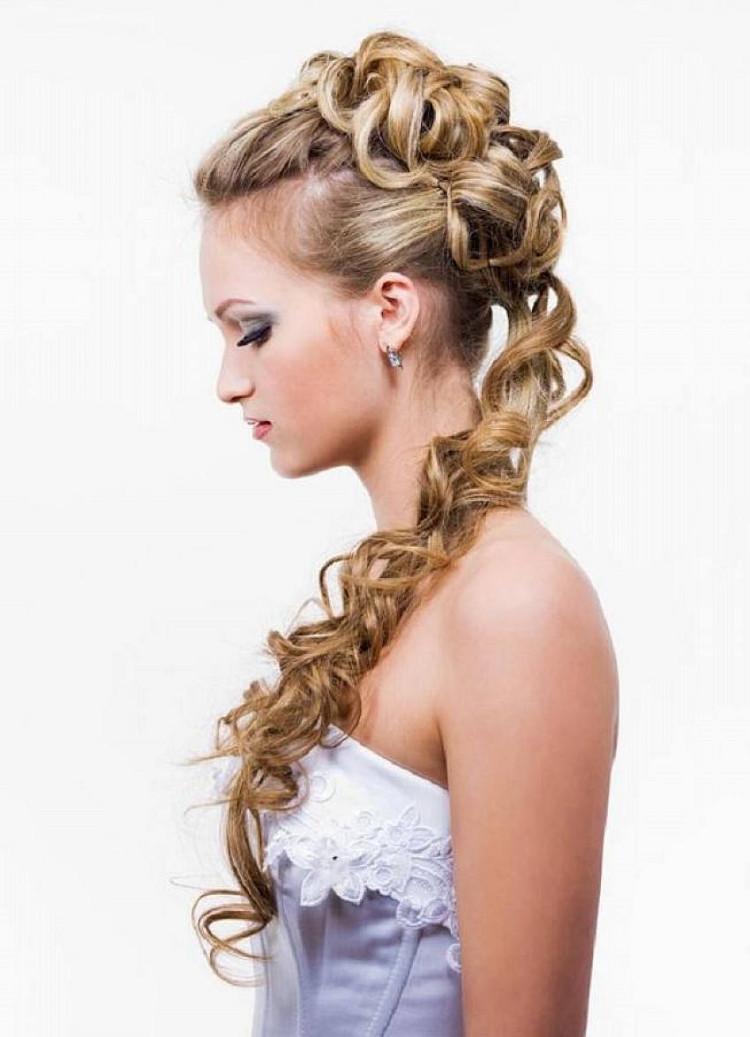 Abiball Frisuren Hochgesteckt  Abiball Frisuren 105 Ideen für glamourösen Auftritt