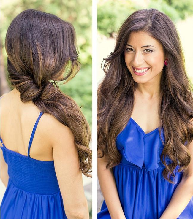 Abschluss Frisuren  Abschluss Frisuren Lange Haare