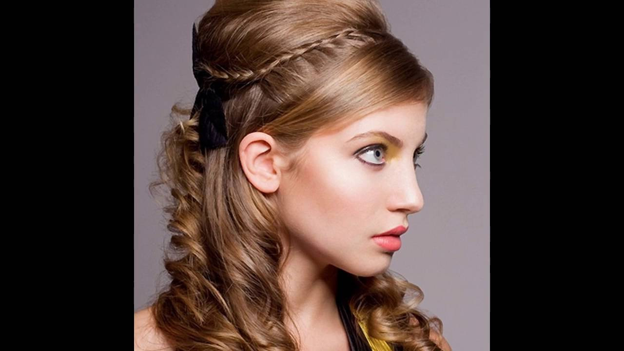 Abschluss Frisuren  Aktuelle neue Frisurentrends Abschluss frisuren