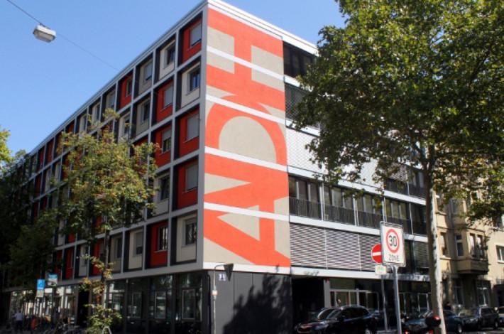 Alfred Delp Haus Dinslaken  Alfred Delp Haus Mannheim Generalplanung