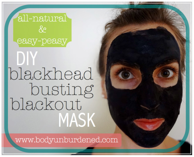 Anti Blackhead Maske Diy  Recipes DIY Beauty Diva
