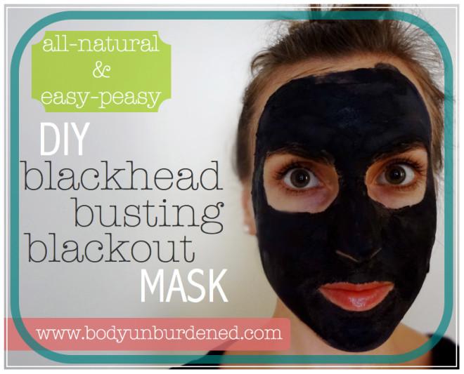 Anti Blackhead Maske Diy  Recipes DIY Beauty Diva