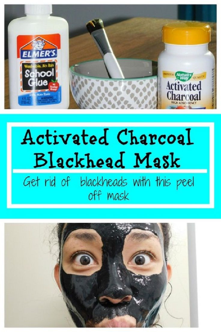Anti Blackhead Maske Diy  1000 ideas about Charcoal Face Mask on Pinterest
