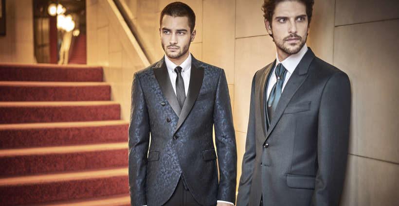 Anzug Hochzeit Bräutigam  Bräutigam aufgepasst Hier gibt es neusten Anzug Trends