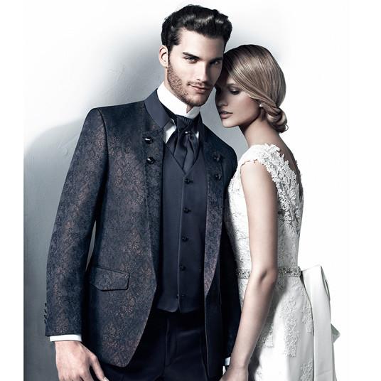Anzug Hochzeit Bräutigam  Hochzeit Magazin Mode Trends