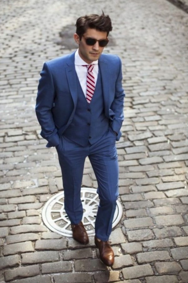 Anzug Hochzeit Gast Sommer  Anzug hochzeit sommer Trends 2018