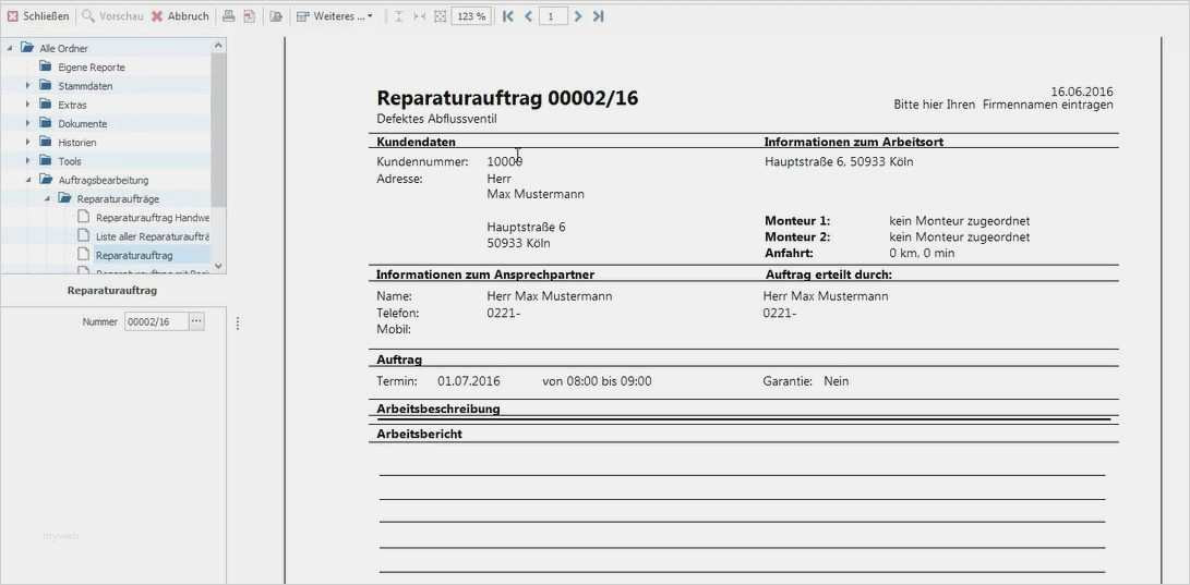 Arbeitsbericht Vorlage Handwerk Kostenlos  Arbeitsbericht Vorlage Handwerk Kostenlos Schönste