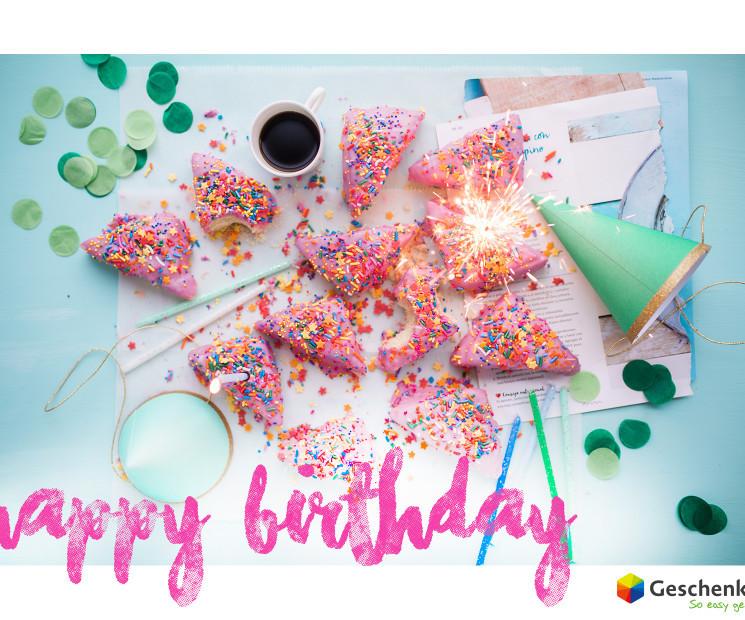 Außergewöhnliche Geburtstagsgeschenke  Geburtstagsgeschenke basteln kreative Ideen