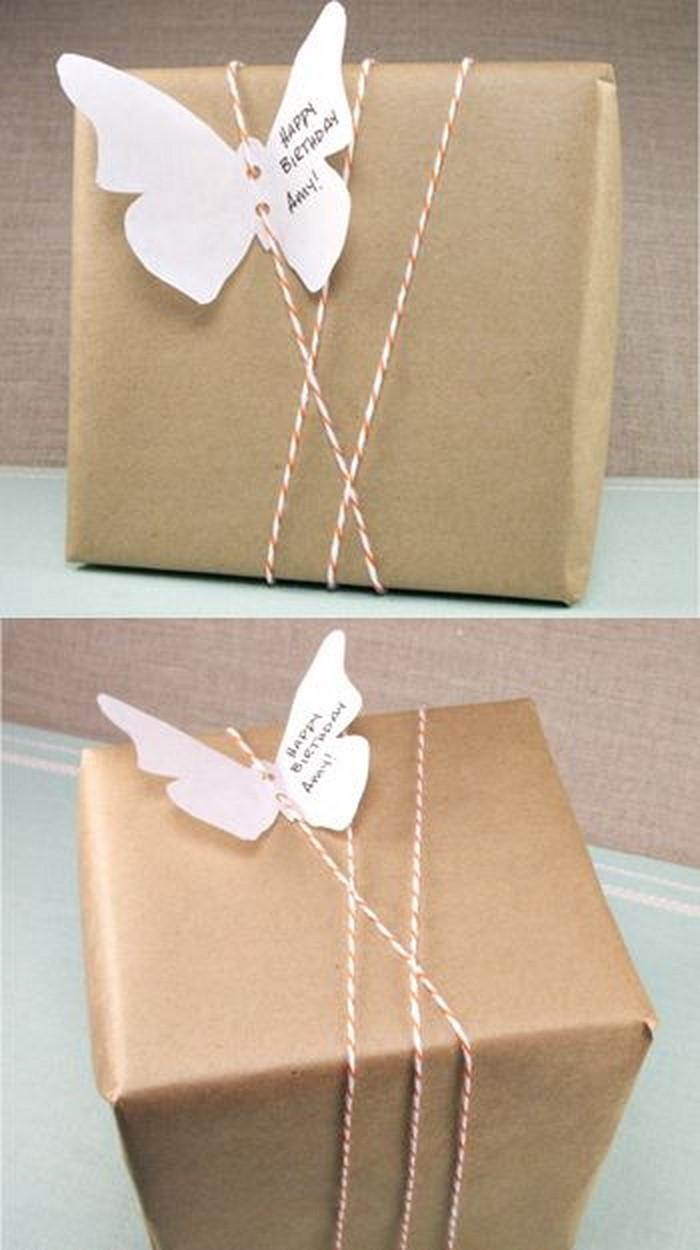 Außergewöhnliche Geburtstagsgeschenke  Geschenk einpacken Geschenke schön verpackt