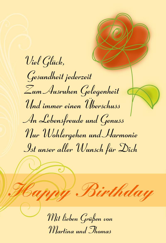 Ausgefallene Geburtstagswünsche  Geburtstags Grüße