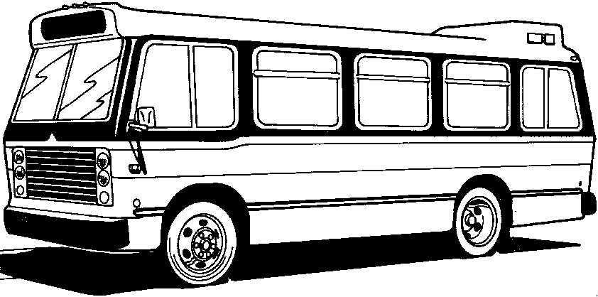 Ausmalbilder Bus  Ausmalbilder Kostenlos Autos 7