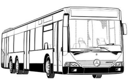 Ausmalbilder Bus  Kauderwelsch 9 KOM