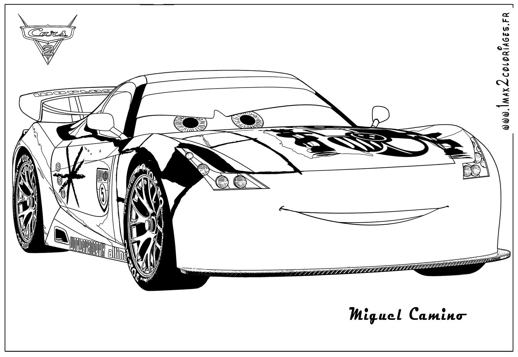 20 Der Besten Ideen Für Ausmalbilder Cars 3 Beste