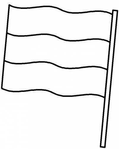 Ausmalbilder Deutschland  Ausmalbilder Malvorlagen – Flaggen kostenlos zum