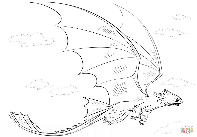 20 ideen für ausmalbilder dragons ohnezahn - beste