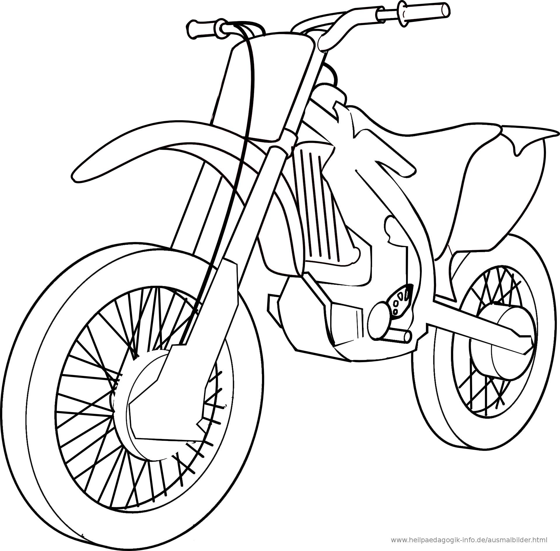 Ausmalbilder Fahrrad  ausmalbilder motorrad ktm Archives Coloriagenoel Store