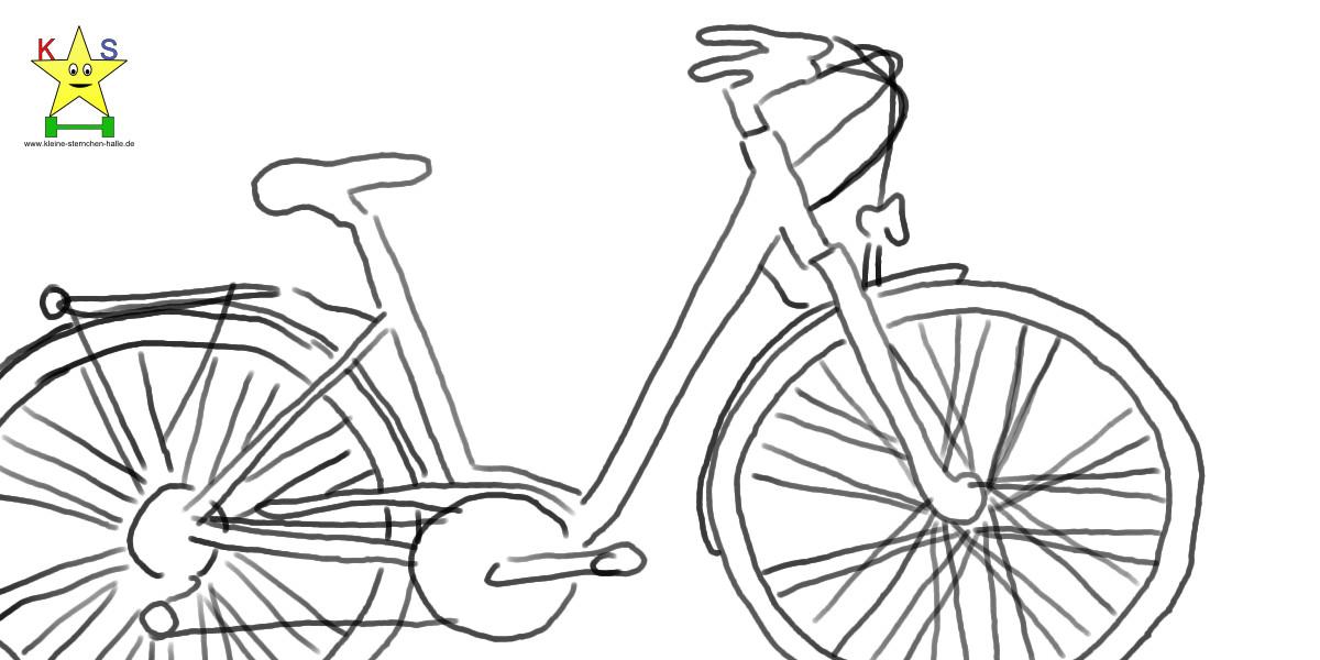 Ausmalbilder Fahrrad  Fahrzeuge Ausmalbilder und Malvorlagen kostenlos