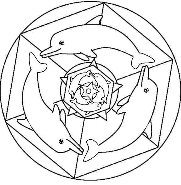 Ausmalbilder Frühling Mandala  Ausmalbilder weihnachten mandala kostenlos Malvorlagen