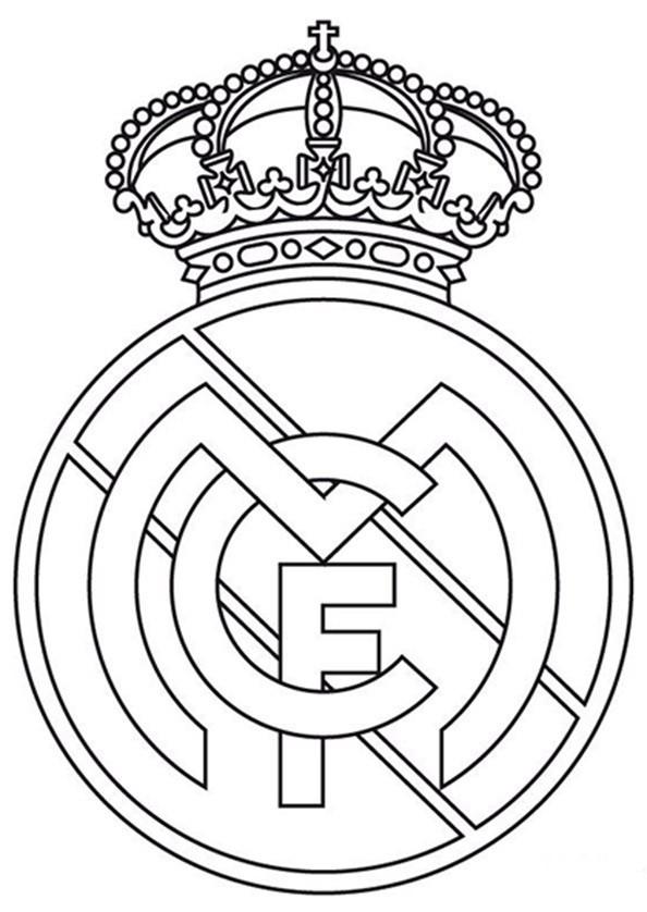 Ausmalbilder Fußball Wappen Zum Ausdrucken  Fußball 30