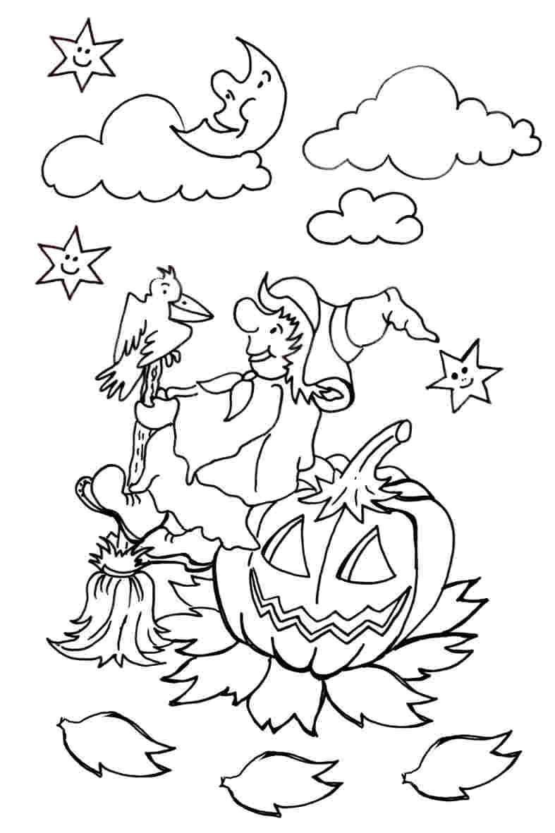 20 besten ideen ausmalbilder halloween hexe  beste