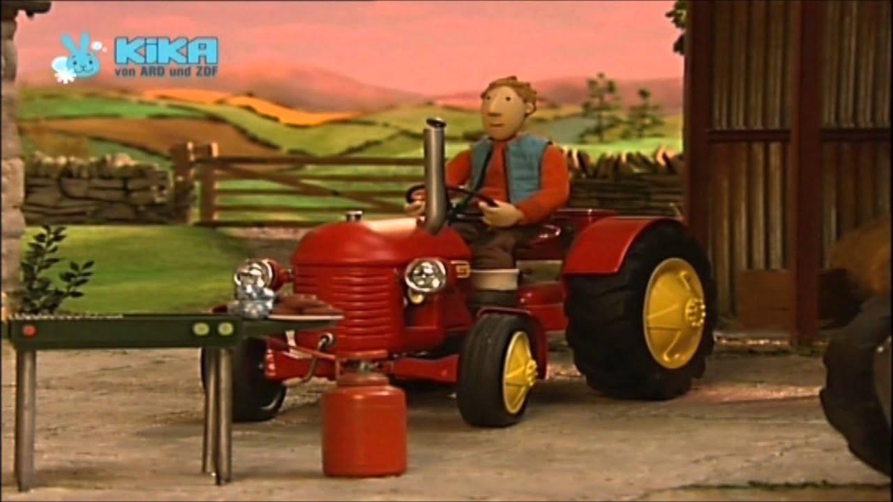 Ausmalbilder Kleiner Roter Traktor  Kleiner Roter Traktor Die Gutshofrakete