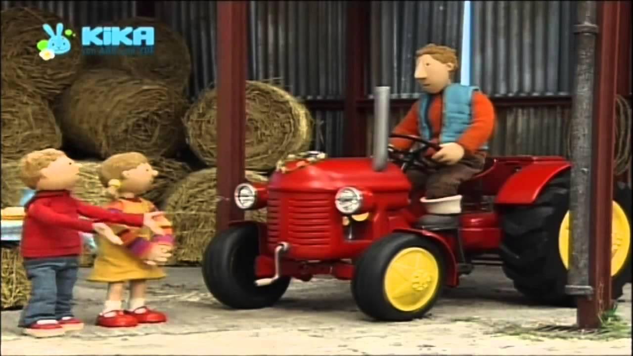 Ausmalbilder Kleiner Roter Traktor  Kleiner Roter Traktor Der kleine rote Traktor hat