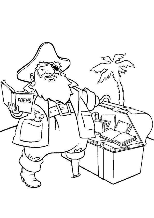 Ausmalbilder Piraten  Ausmalbilder Piraten 25