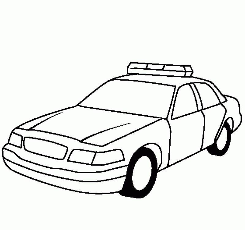Ausmalbilder Polizeiauto  Malvorlagen fur kinder Ausmalbilder Polizeiauto