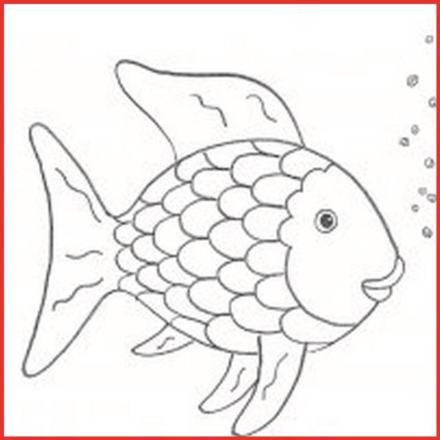 die 20 besten ideen für ausmalbilder regenbogenfisch