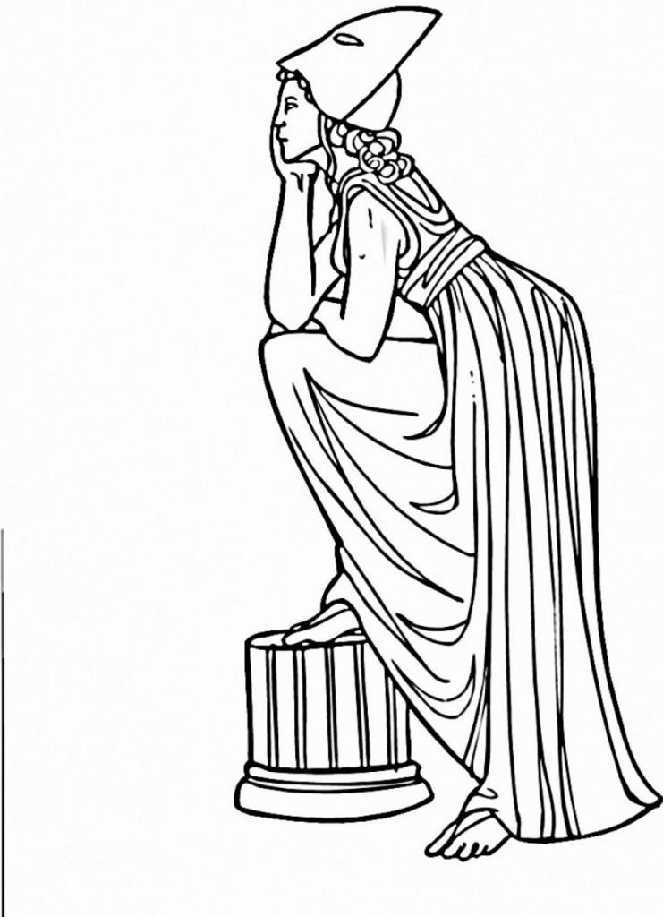 Ausmalbilder Römer  Malvorlagen fur kinder Ausmalbilder Römer kostenlos
