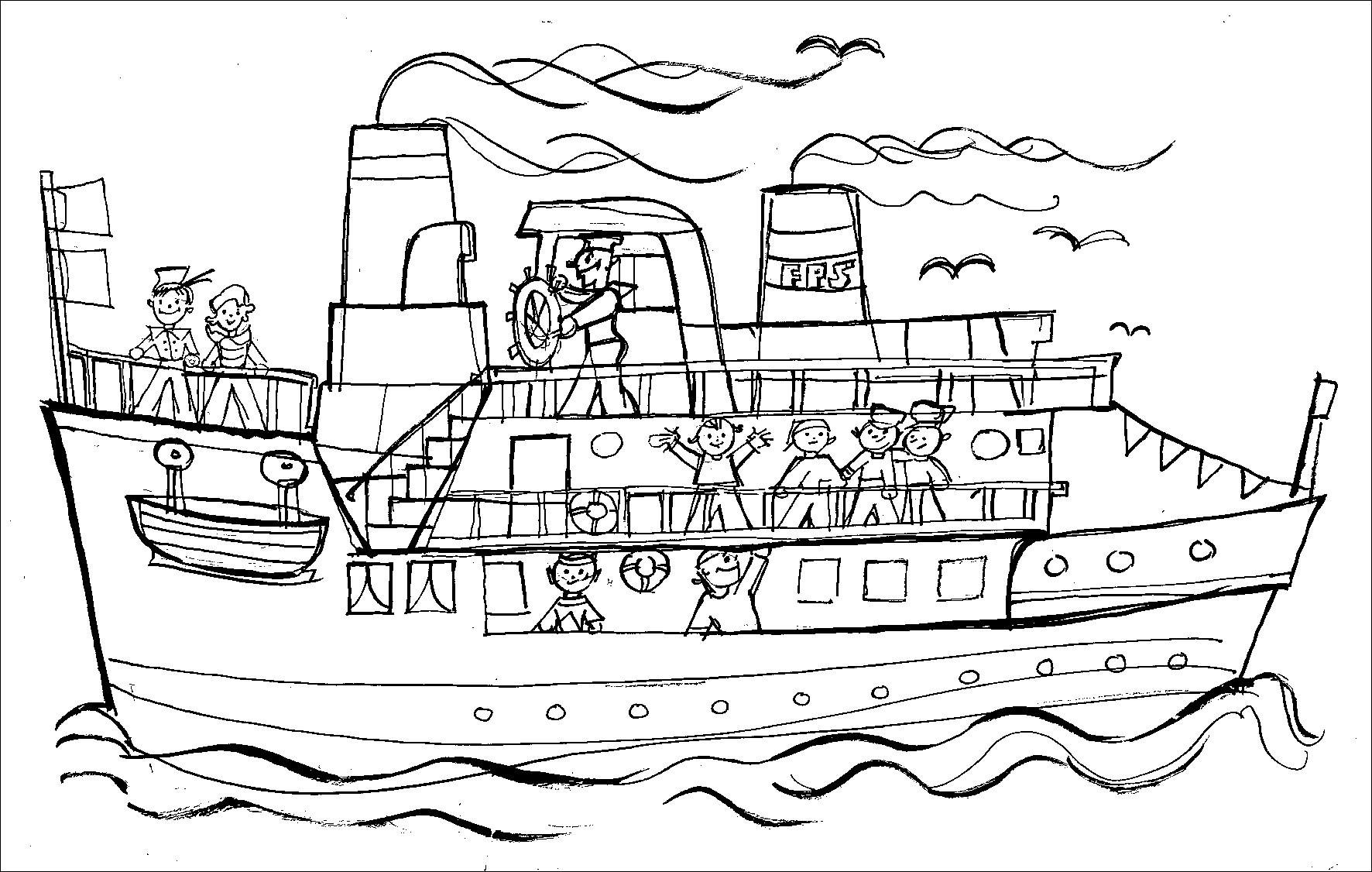 die 20 besten ideen für ausmalbilder schiff - beste
