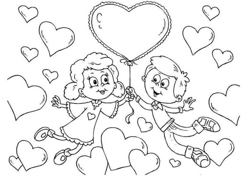 20 der besten ideen für ausmalbilder valentinstag - beste