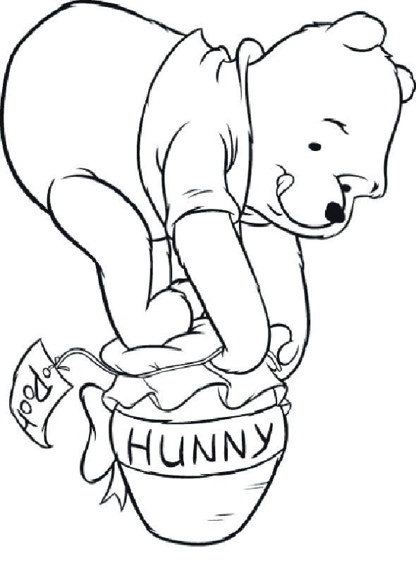 Ausmalbilder Winnie Pooh Und Seine Freunde Malvorlagen  Winnie Puuh Ausmalbilder Pooh line Winnie Puuh Und Seine