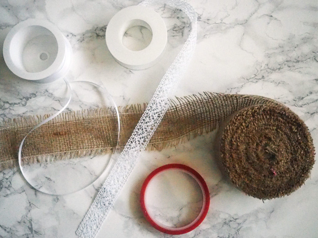 Autoschleifen Hochzeit Vintage  5 Minuten DIY Autoschleifen für Hochzeit im Vintagestil