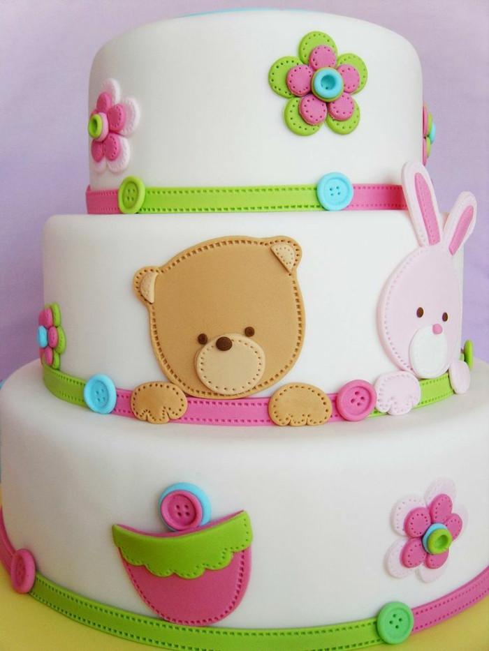 Baby Geburtstagstorte  62 unikale Beispiele für Baby Torte Archzine