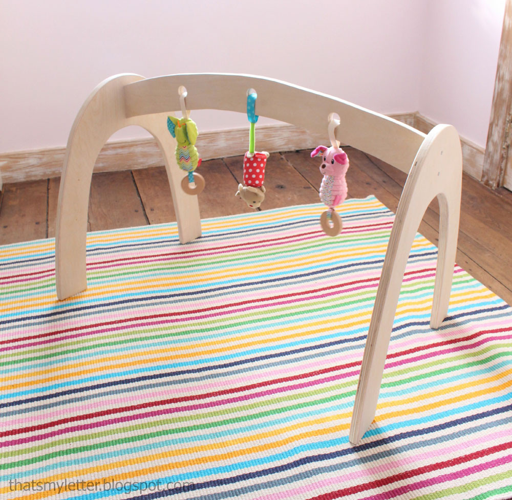 Baby Gym Diy  Ana White