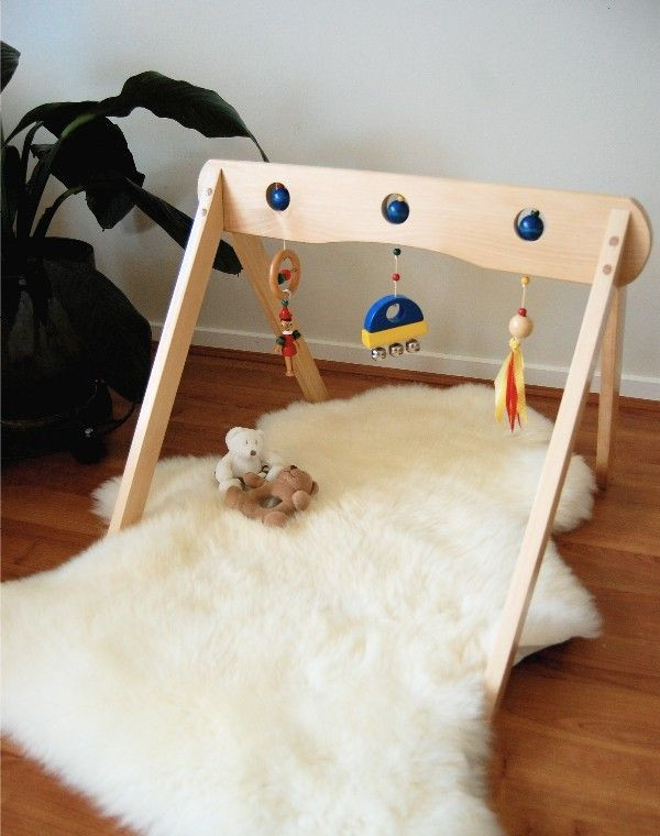 Baby Gym Diy  17 Best images about Baby Month 2 on Pinterest