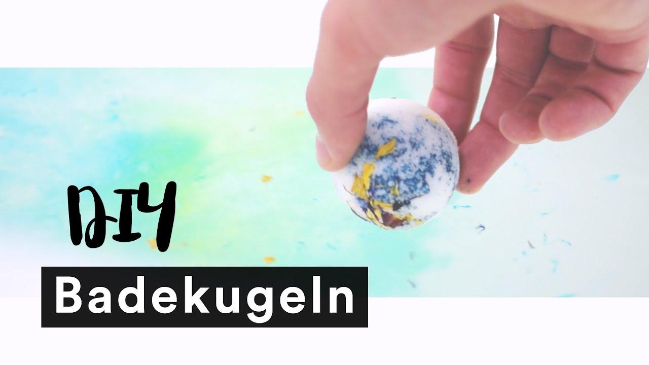 Badekugeln Diy  DIY BADEKUGELN SELBER MACHEN