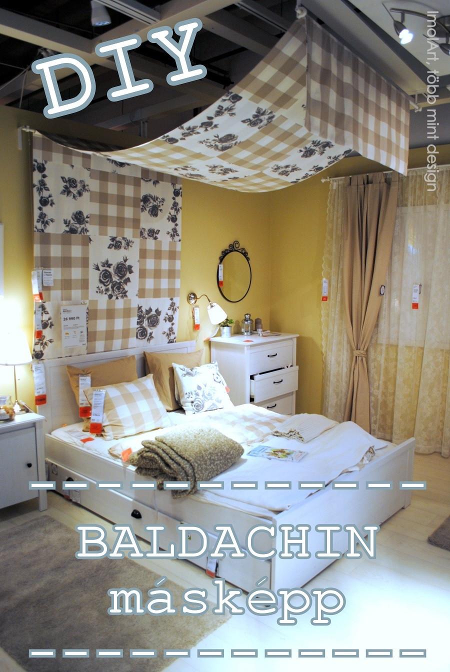 Baldachin Diy  DIY Baldachin másképp Imolart több mint design