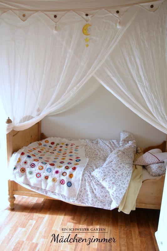 Baldachin Diy  Ein Schweizer Garten Girls Room Teil 2